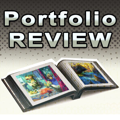 Portfolio Review Critique/Review - Marco Bucci Art Store
