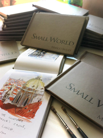 Small World, Marco Bucci Art Collection