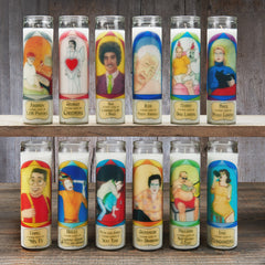 One Custom Prayer Candle