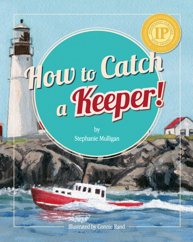 How to Catch a Keeper! & Activity book