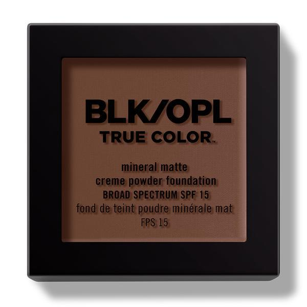 Black Opal True Color Mineral Matte Creme Powder Foundation SPF 15 - Nutmeg