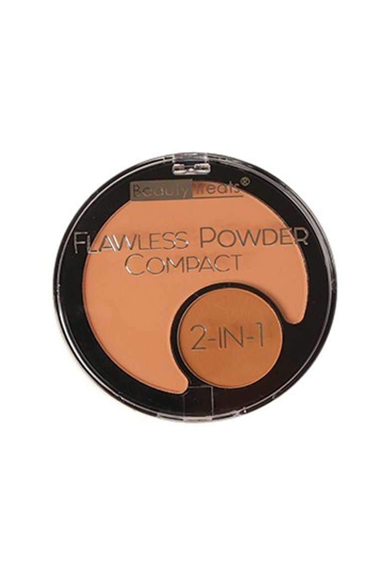 Beauty Treats 2-in-1 Flawless Powder Compact #306