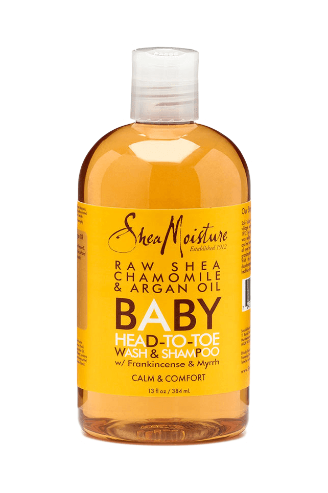 Shea Moisture Baby Raw Shea Chamomile & Argan Oil Head To Toe Wash & Shampoo