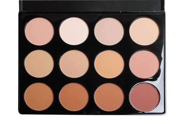 Beauty Treats 12 Shades Professional Face Palette #991