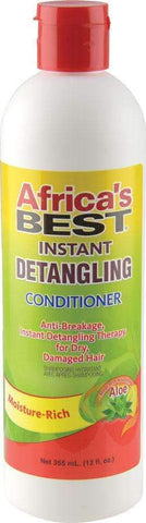 Africa's Best Ultimate Organics Olive Oil Luminous Conditioning Oil Sheen 8oz