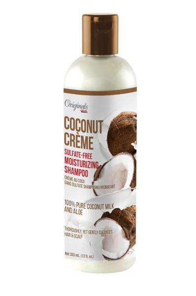 Africa's Best Braid Sheen Spray w/ Conditioner