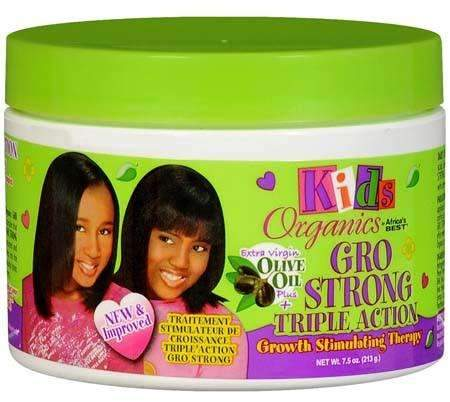 Africa's Best Organic Kids Shea Butter Detangling Hair Lotion