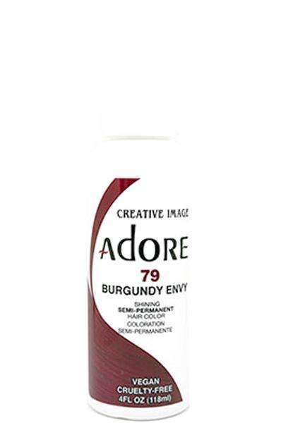 Adore Semi-Permanent Hair Color - 79 Burgundy Envy