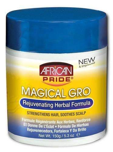 African Pride Magical Gro Rejuvenating Herbal Strength