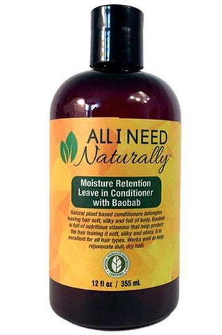 All I Need Naturally Baobab Growth Oil Cocktail