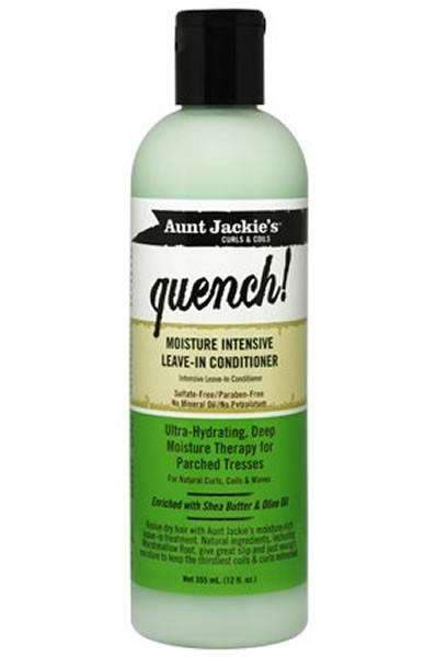 "Aunt Jackie's ""Quench!"" Moisture Intensive Leave-In Conditioner"
