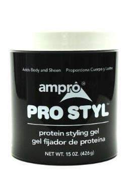 Ampro Shine 'n Jam Gel Extra Hold 4oz