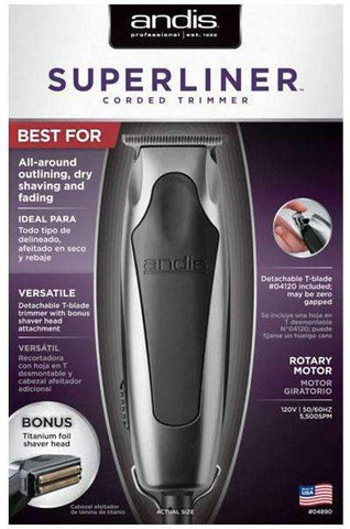 Andis Hair Clipper Trimmer Outliner II