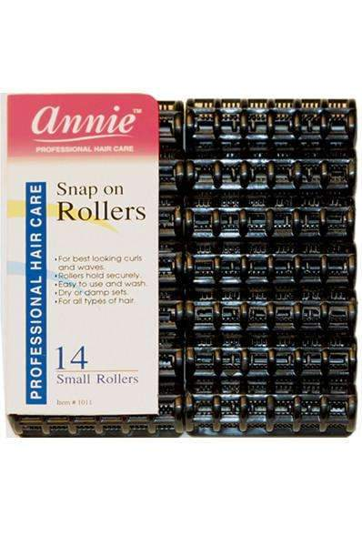 "Annie Snap-On Rollers 5/8"" Small #1011"