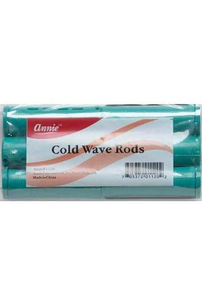 "Annie Cold Wave Rods 1 1/8"" Jumbo #1120 Green"