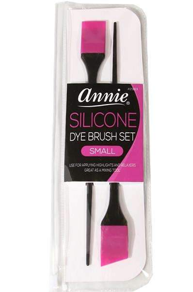 Annie Silicone Dye Brush Set Small #2963