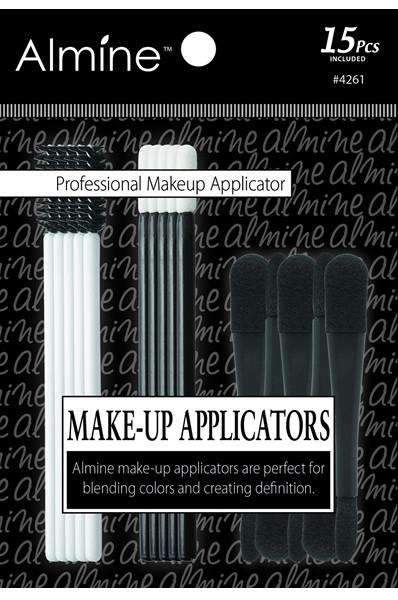 Almine Make-up Applicators 15pc #4261