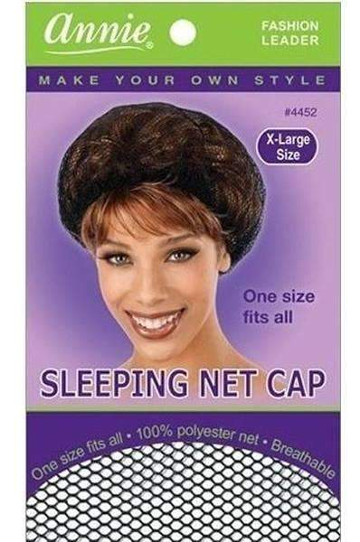 Annie Sleeping Net Cap Extra Large #4452