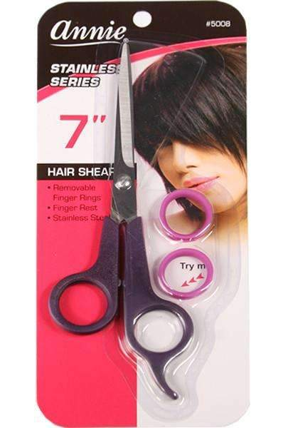 "Annie Stainless Hair Shear 7 "" #5008"