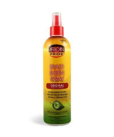 African Pride Dream Kids Olive Miracle No Lye Creme Relaxer 4 Touch Ups Kit Regular
