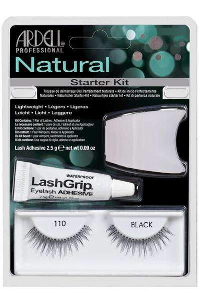Ardell Natural Lashes Starter Kit - 110 Black
