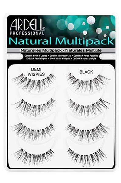 Ardell Natural Multipack - Demi Wispies Black