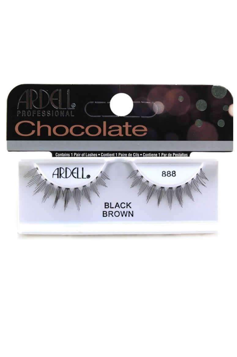 Ardell Chocolate Lashes - 888 Black Brown