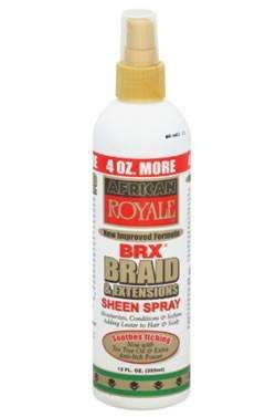 African Royale Braid Sheen Spray