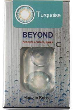 Beyond Contact Lenses - Turquoise