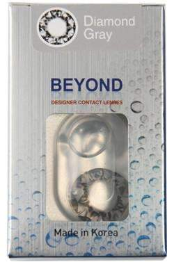 Beyond Contact Lenses - Diamond Grey