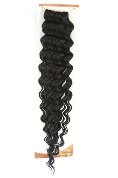 Climax Synthetic Crochet Braid Deep Wave 22""