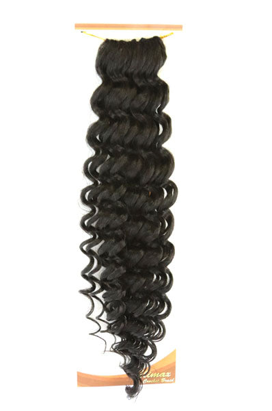 Climax Synthetic Crochet Braid Spiral Curl 19""