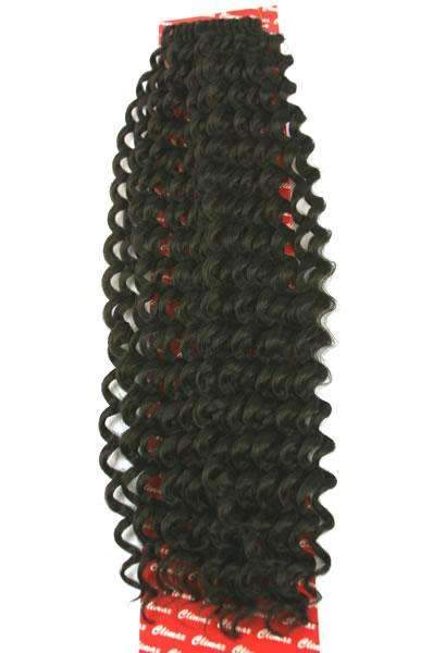 Climax Synthetic Crochet Braid Spiral 18""