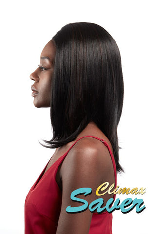 Climax Synthetic Lace Front Wig - Camellias