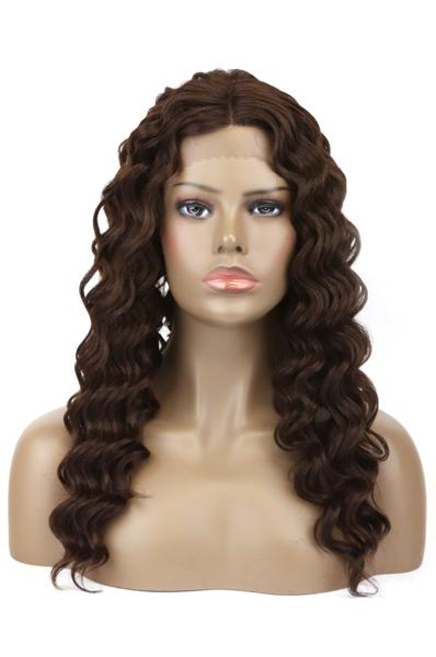 Climax Synthetic Lace Front Wig 3X3 Lace Top Ica