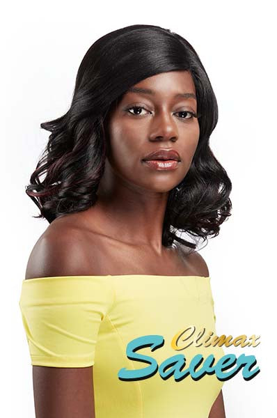 Climax Synthetic Lace Front Side Part Wig Gabriela