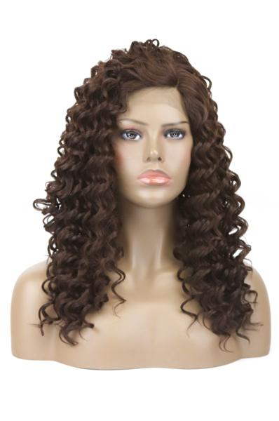 Climax Synthetic Lace Front Side Part Wig Maci