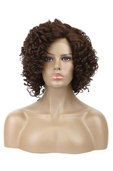 Climax Synthetic Lace Front Side Part Wig Nada