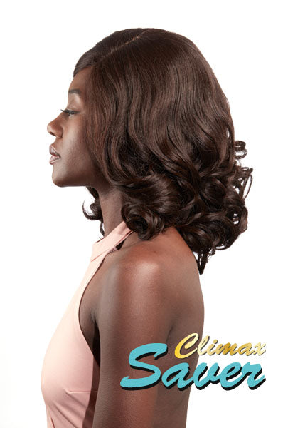 Climax Synthetic Lace Front Side Part Wig Sia