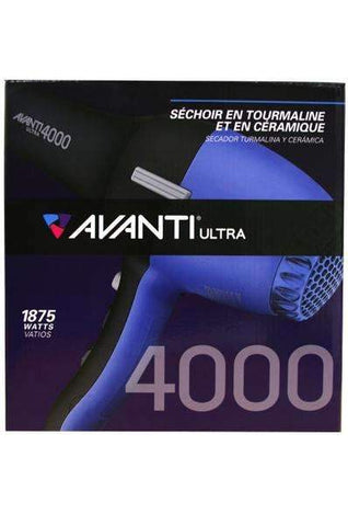 Avanti Turbo Professional Ionic Hairdryer 1875W