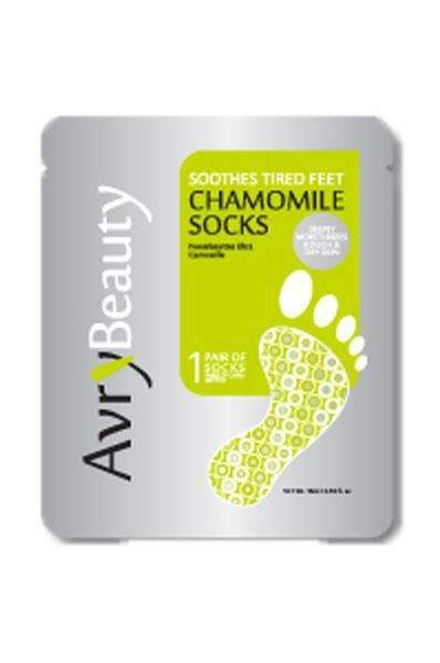 Avry Beauty Nourishing Pedicure Socks - Chamomile
