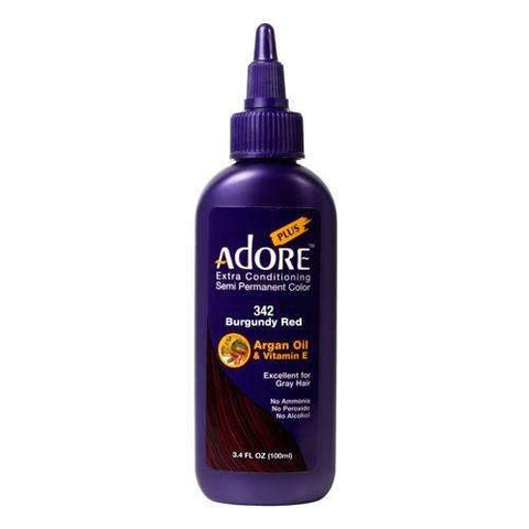Adore Semi-Permanent Hair Color - 113 African Violet