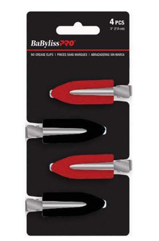 BaByliss Pro Coloring Whisks 3pc - Black & Red