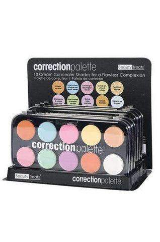 Beauty Treats Blushed Eye Contour Palette #971
