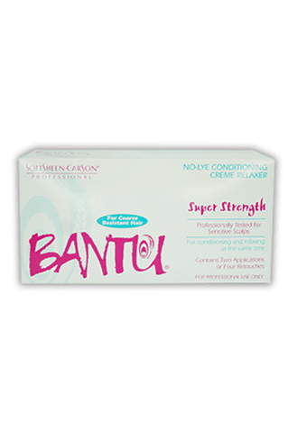 Bantu No Base Relaxer - Super