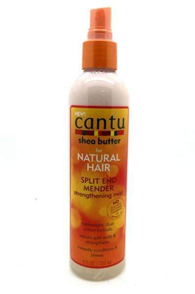 Cantu Shea Butter For Natural Hair Split End Mender Strengthening Mist