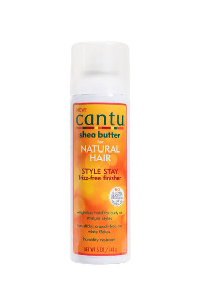 Cantu Natural Style Stay Frizz-Free Finisher