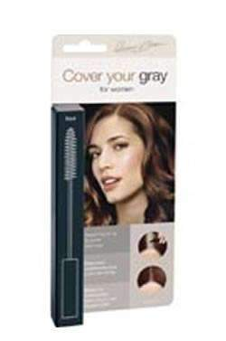 Cover Your Gray Brush - Black