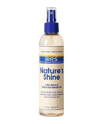 ORS Natural Hair Care Nature's Shine