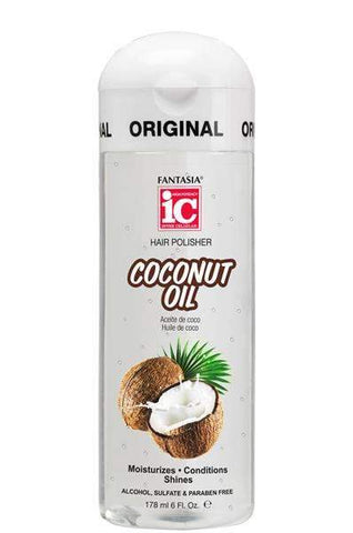 Fantasia IC Coconut Oil Hair Polisher